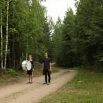 Mikko Kuorinki:  Kesäparaati  (Summer Parade)  - HD, 2:32 min, 2010