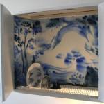 Satu Rautiainen: Blue Afternoon Cupboard