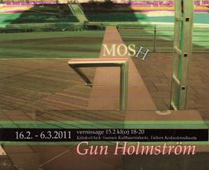 Gun Holmström