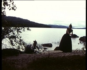 Kaarina Ormio, A Still from the super 8 film on Princess Algieba's, Princess Bellatrix' and Prince Betelgeuze's Travels