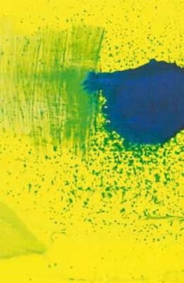 Rose-Mari Torpo - Yellow Sound -maalauksia