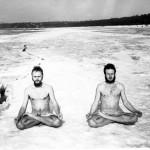 Soviet Hippies, Snow Meditation